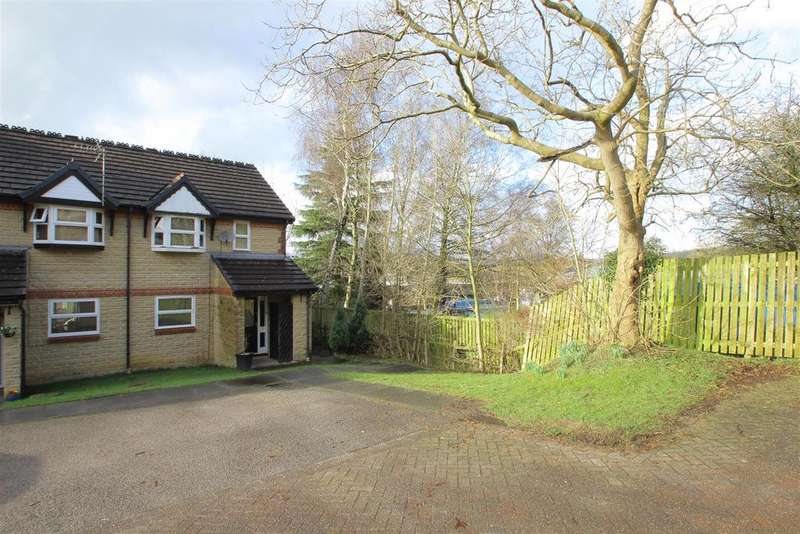 2 Bedrooms Town House for sale in Howe Croft, Clitheroe