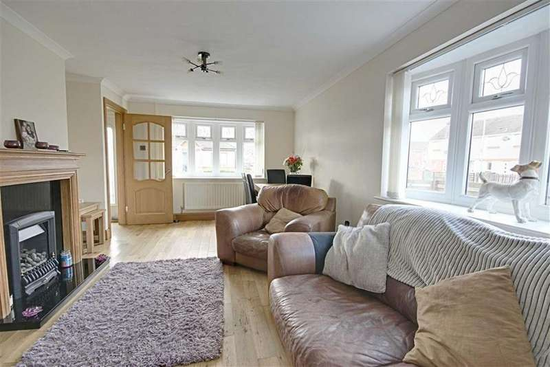3 Bedrooms End Of Terrace House for sale in Bunyan Avenue, South Shields, Tyne And Wear