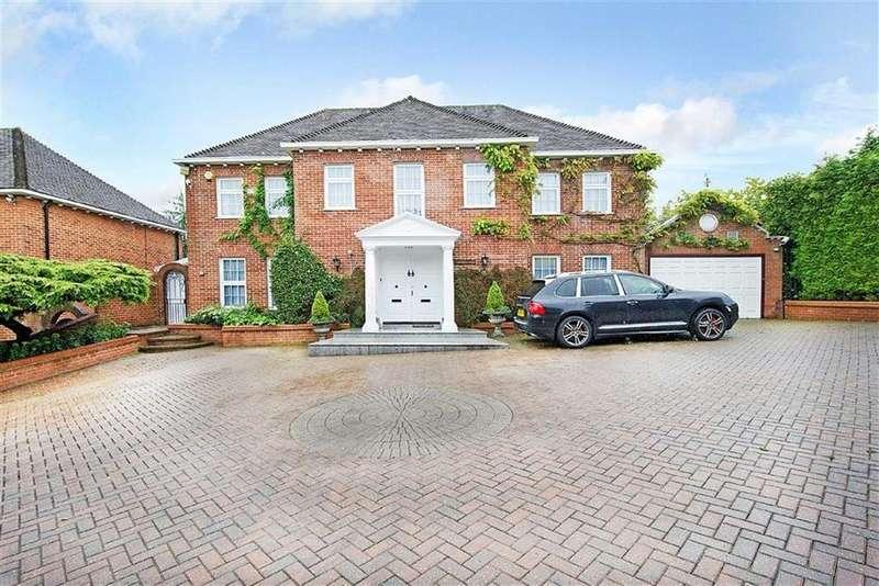 4 Bedrooms Detached House for sale in Totteridge Lane, Totteridge, London