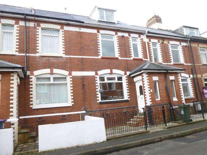 2 Bedrooms Terraced House for sale in Queen Street, Wainfelin
