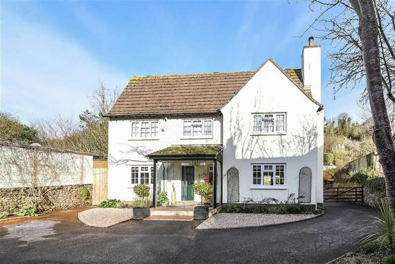 4 Bedrooms Detached House for sale in Deane Road, Stokeinteignhead, Devon, TQ12