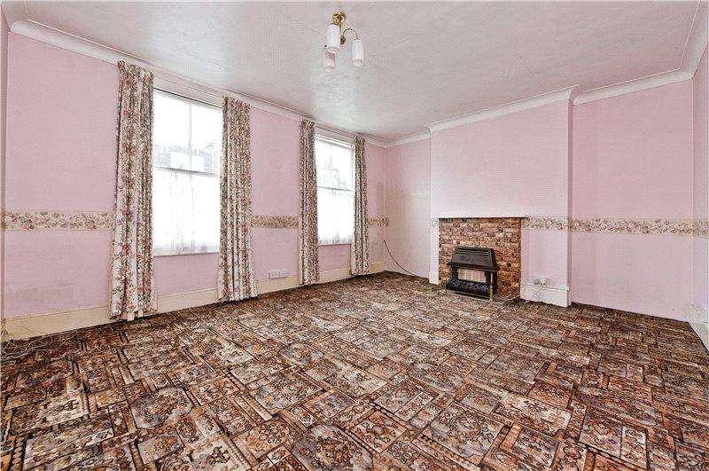2 Bedrooms Maisonette Flat for sale in Ifield Road, West Chelsea, London, SW10