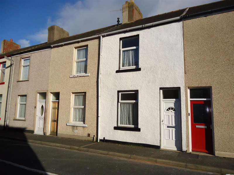 3 Bedrooms Terraced House for sale in Windsor Street, MILLOM