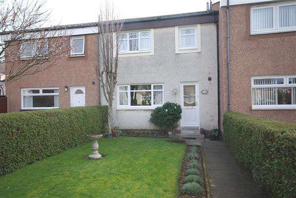 3 Bedrooms Terraced House for sale in Ailsa Gardens, Adrossan