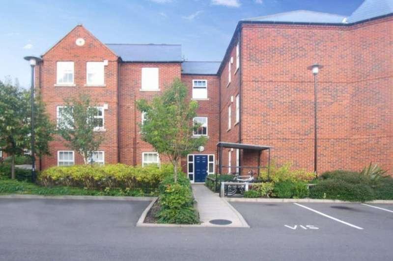 2 Bedrooms Flat for sale in Praetor House Upper Bond Street, Hinckley, LE10