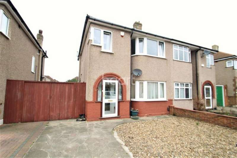 3 Bedrooms Semi Detached House for sale in North Road, West Dartford