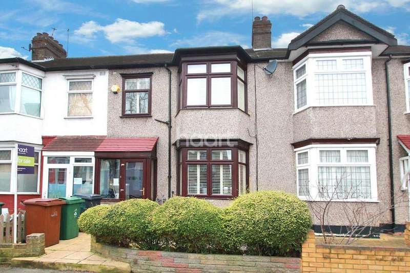4 Bedrooms Terraced House for sale in Forest View Road