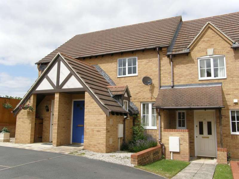 2 Bedrooms Terraced House for sale in 43 Bramley Orchards, BROMYARD HR7