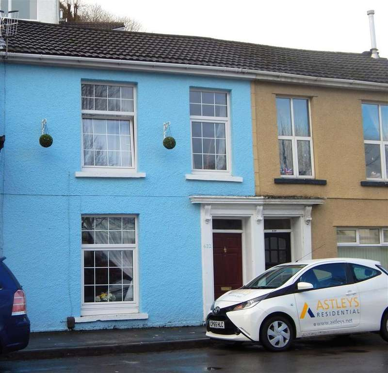 2 Bedrooms Cottage House for sale in Mumbles Road, Mumbles