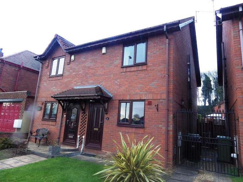 2 Bedrooms Semi Detached House for sale in Haden Hill Road, Halesowen