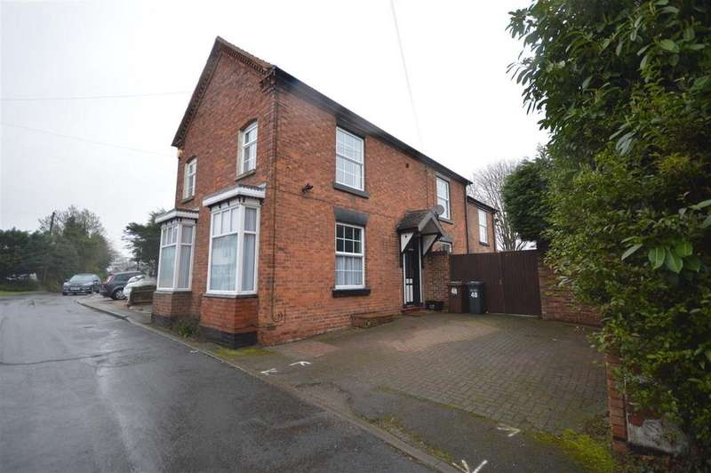 4 Bedrooms Detached House for sale in Chelmsley Lane, Birmingham