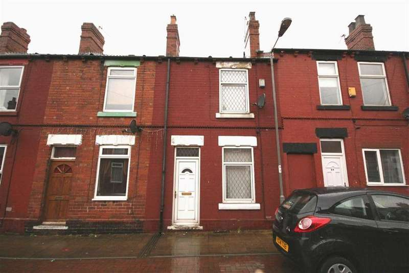 2 Bedrooms Terraced House for sale in West Street, Hemsworth, Pontefract, West Yorkshire, WF9