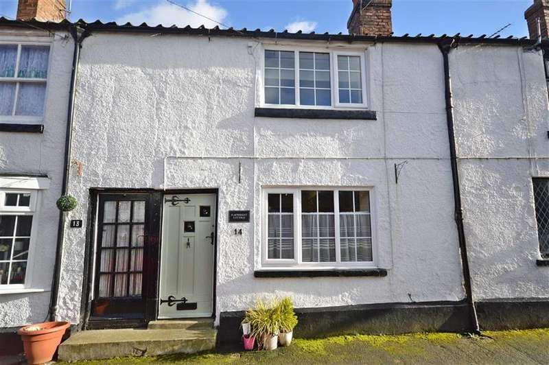 2 Bedrooms Cottage House for sale in Playwright Cottage, Muston