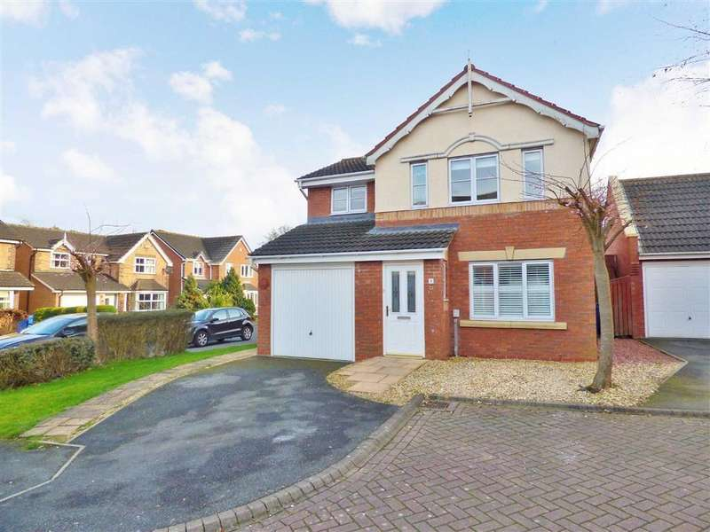 3 Bedrooms Detached House for sale in Theakston Mews, Beverley