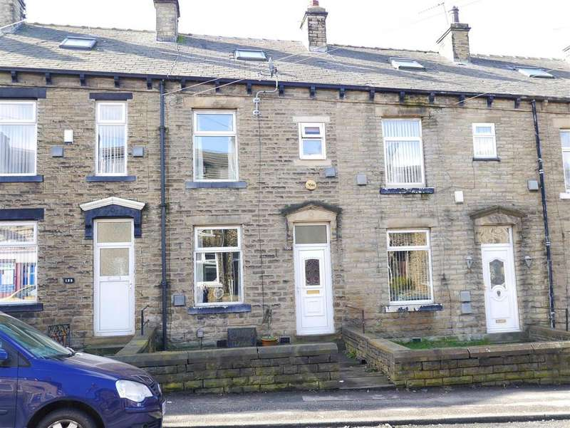 3 Bedrooms Terraced House for sale in Bowling Hall Road, Off Rooley Lane, BD4 7SU