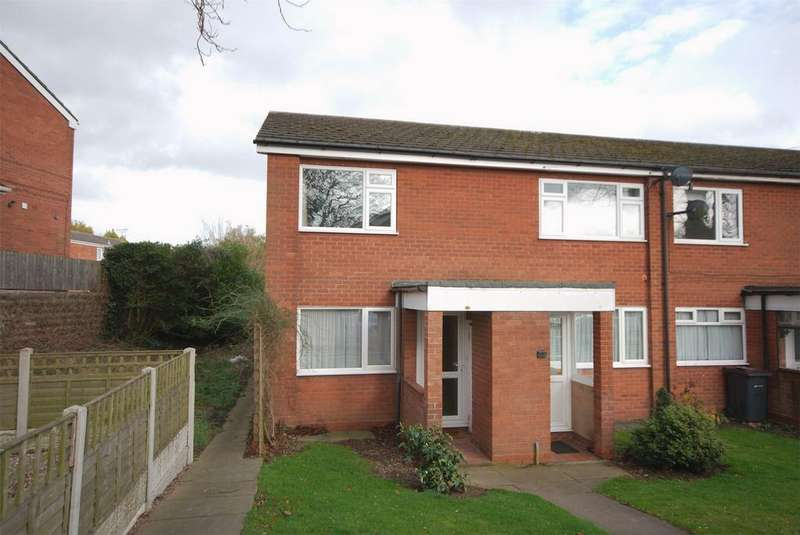 2 Bedrooms Ground Maisonette Flat for sale in Firsholm Close, Sutton Coldfield, West Midlands