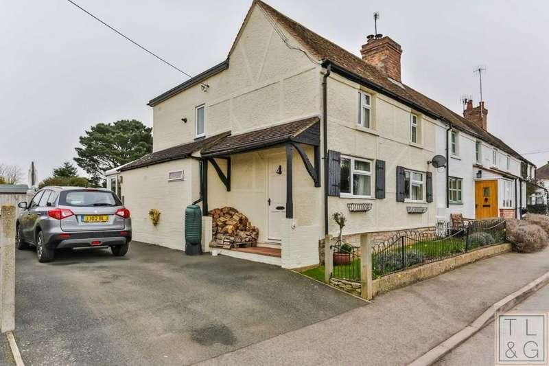 3 Bedrooms Semi Detached House for sale in Boat Lane, Offenham, Evesham