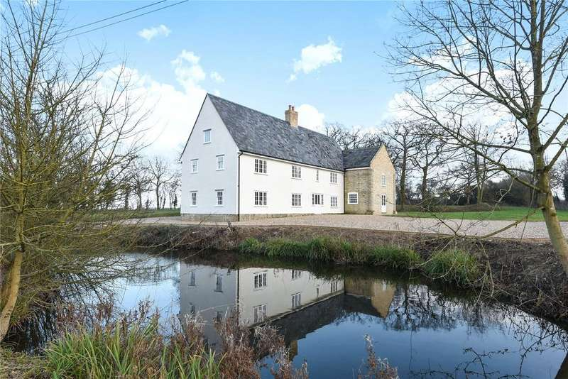 6 Bedrooms Detached House for sale in Brettenham Road, Felsham, Bury St Edmunds, Suffolk, IP30