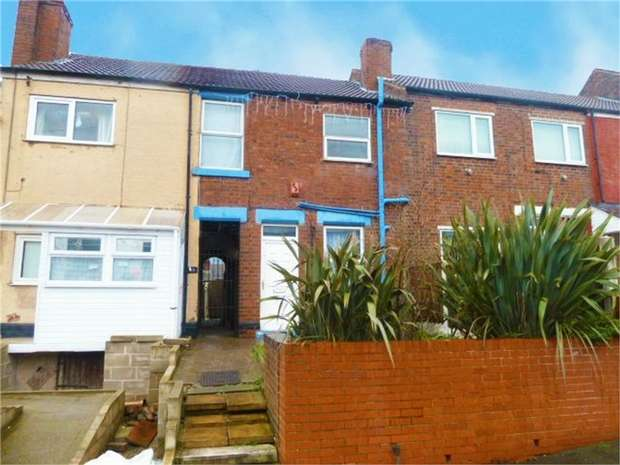 2 Bedrooms Terraced House for sale in St Johns Road, Rotherham, South Yorkshire