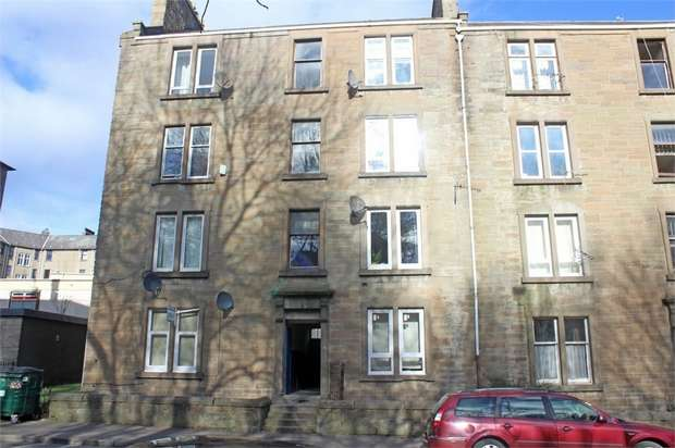 2 Bedrooms Flat for sale in 71 Dens Road, Dundee