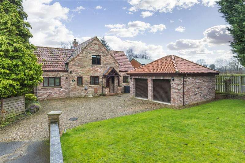 4 Bedrooms Detached House for sale in Four Gables, Littlethorpe, Ripon, North Yorkshire