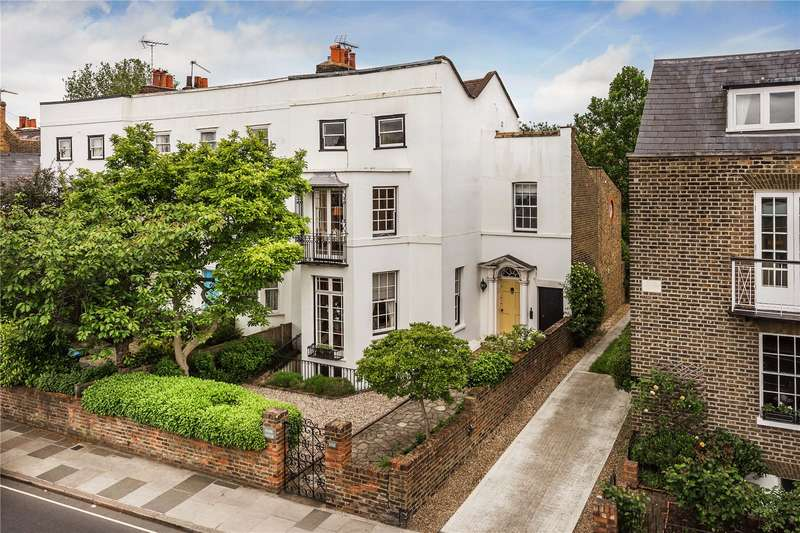 5 Bedrooms Terraced House for sale in Kew Road, Kew, TW9