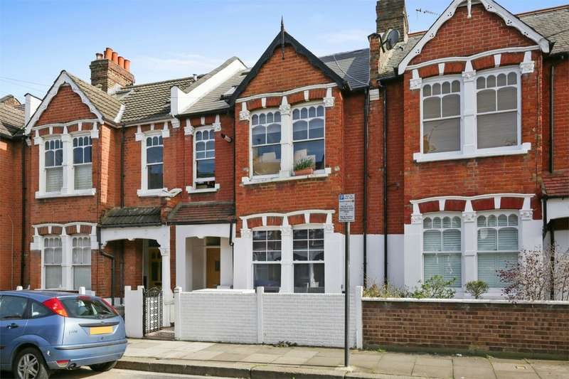 2 Bedrooms Flat for sale in Ormiston Grove, Shepherds Bush