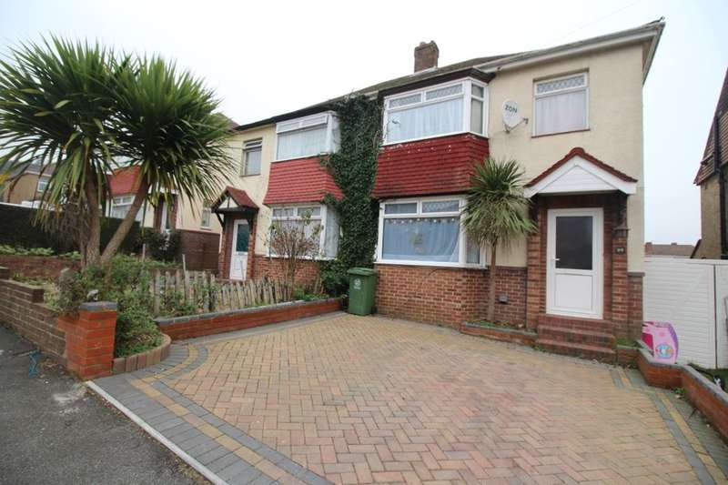 3 Bedrooms Semi Detached House for sale in Macaulay Avenue, Portsmouth, PO6