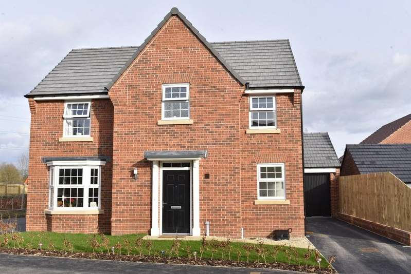 4 Bedrooms Detached House for sale in Chestnut Drive, Knaresborough, HG5 0LZ