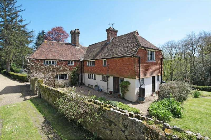 5 Bedrooms Unique Property for sale in Tidebrook, Wadhurst, East Sussex, TN5