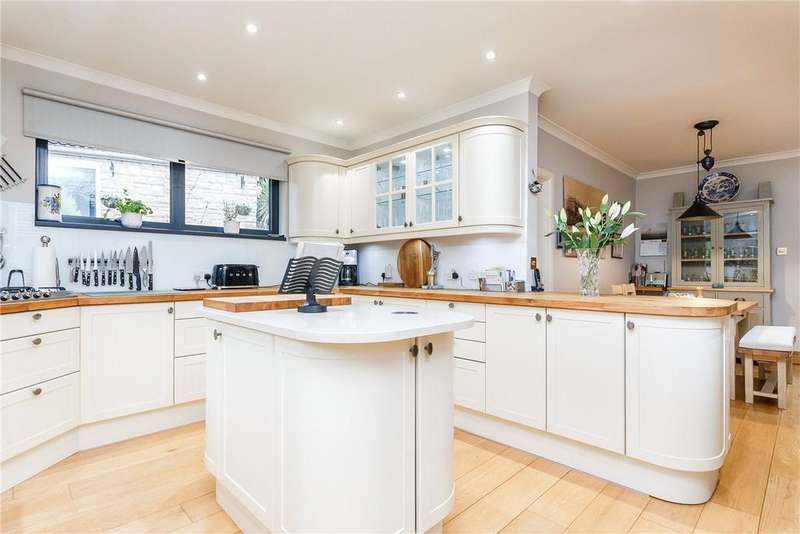 4 Bedrooms Detached House for sale in Bailbrook Lane, Bath, Somerset, BA1