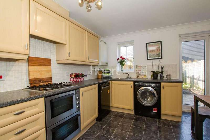 3 Bedrooms End Of Terrace House for sale in Campion Road