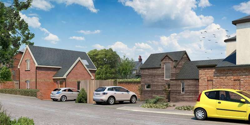 2 Bedrooms Detached House for sale in Oughton Head Way, Hitchin, Hertfordshire