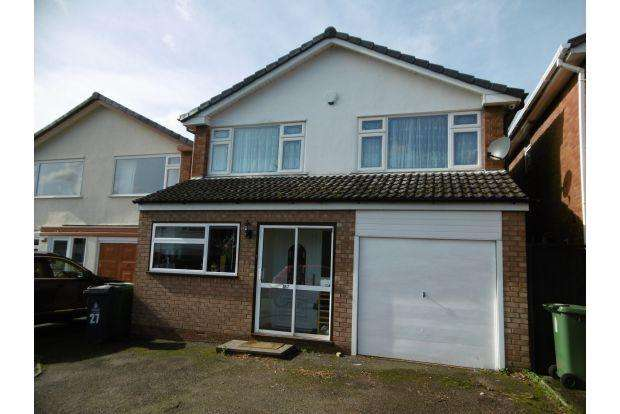 4 Bedrooms House for sale in BODMIN RISE, PARK HALL, WALSALL
