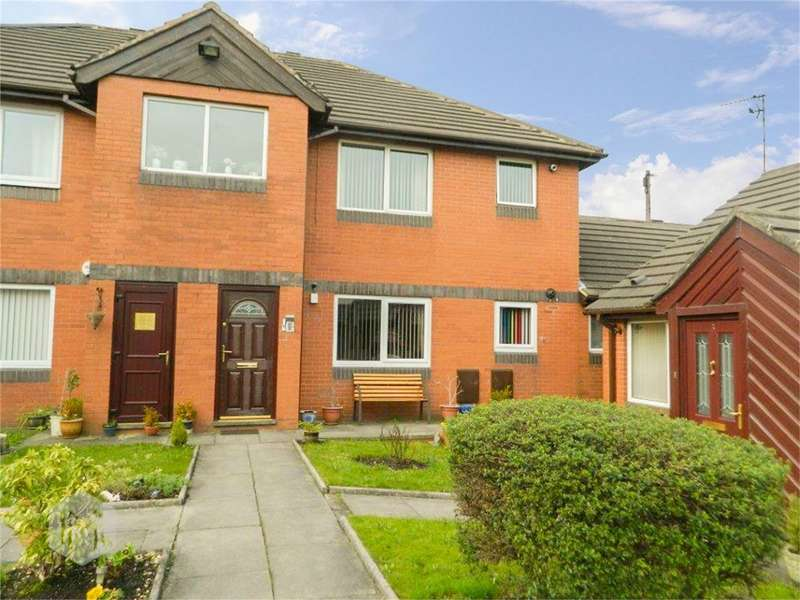 2 Bedrooms Flat for sale in Elizabeth Street, Whitefield, Manchester, Lancashire