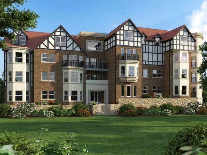 2 Bedrooms Flat for sale in Apartment 5 Forest Hills 53 55 Oak Drive, Colwyn Bay, LL29 7YP