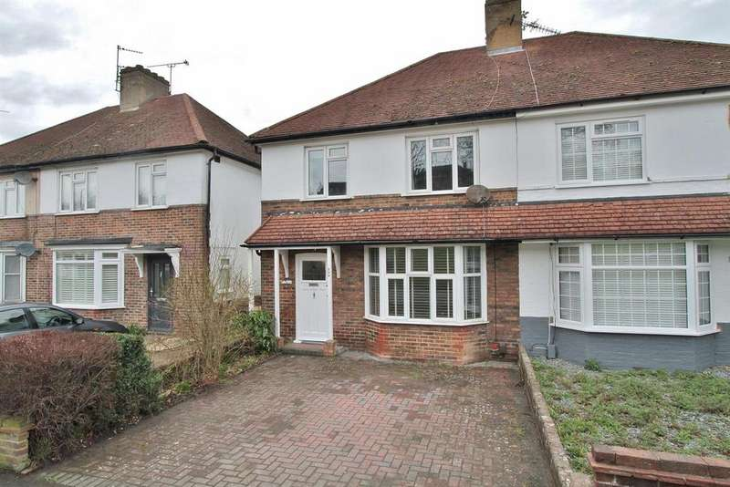 3 Bedrooms Semi Detached House for sale in Carden Avenue