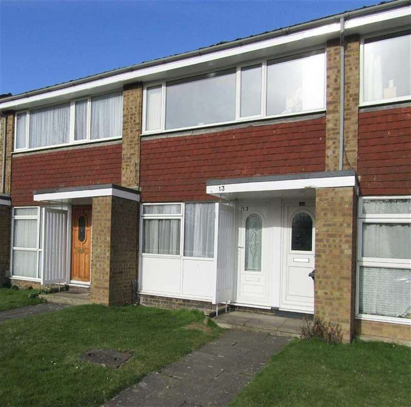 1 Bedroom Flat for sale in Woolgrove Court, Hitchin, SG4
