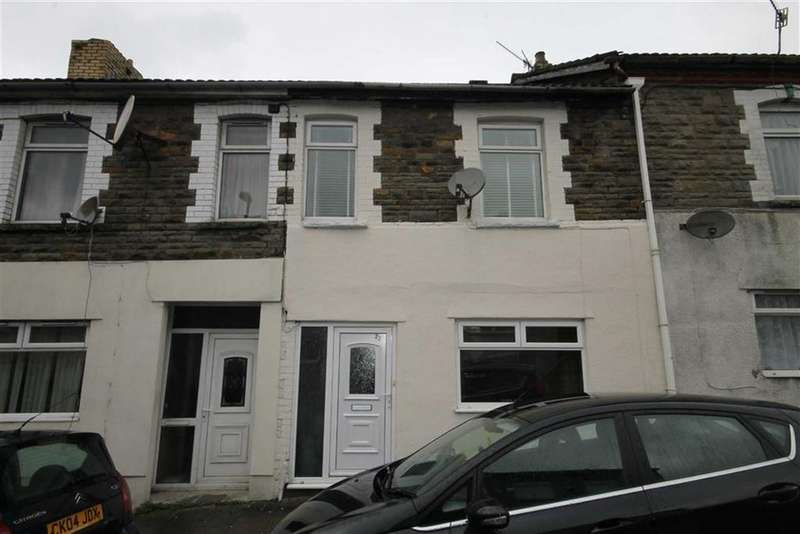 3 Bedrooms Terraced House for sale in High Street, Abertridwr, CF83