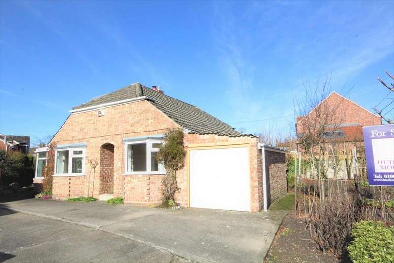 3 Bedrooms Detached House for sale in Greencroft Court, Dunnington, York, YO19 5NN