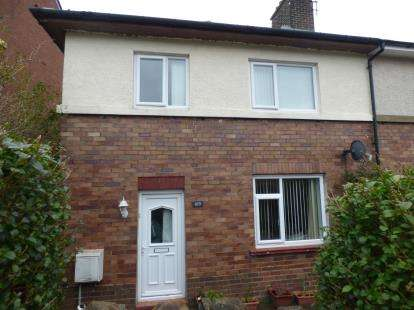 3 Bedrooms Semi Detached House for sale in Ffordd Y Castell, Bangor, Gwynedd, LL57