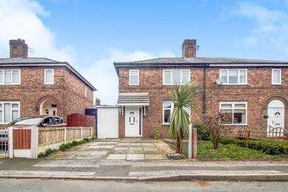 3 Bedrooms Semi Detached House for sale in Morris Avenue, Latchford, Warrington, Cheshire, WA4