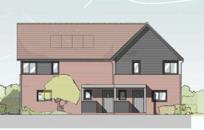 3 Bedrooms Semi Detached House for sale in Waltham Chase, Hampshire