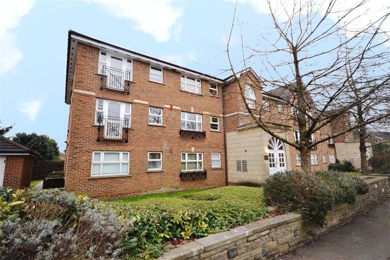 2 Bedrooms Apartment Flat for sale in Mardale Court, 139 Page Street, Mill Hill, London, NW7