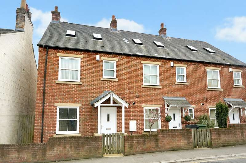 4 Bedrooms End Of Terrace House for sale in St James Street, Wetherby, LS22 6RS