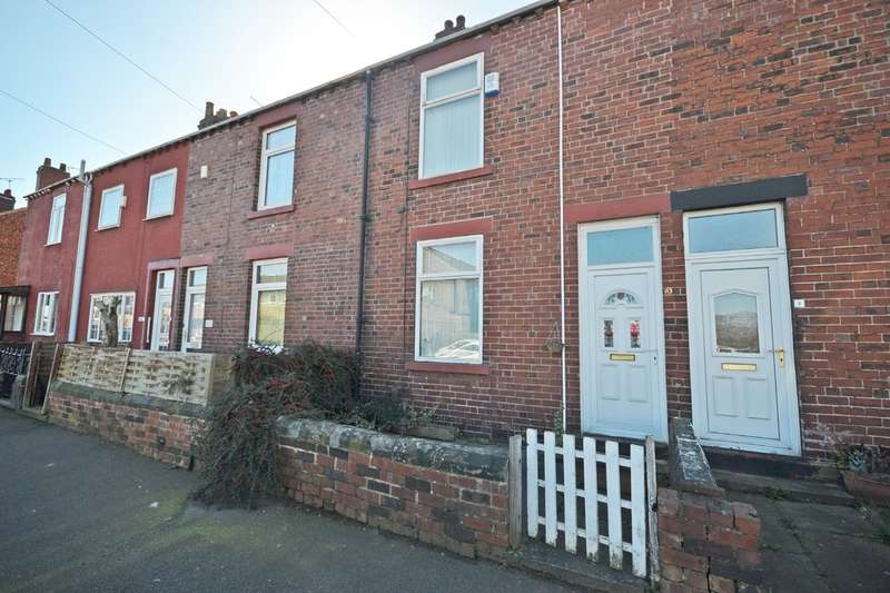 2 Bedrooms Terraced House for sale in Station Street, Wakefield