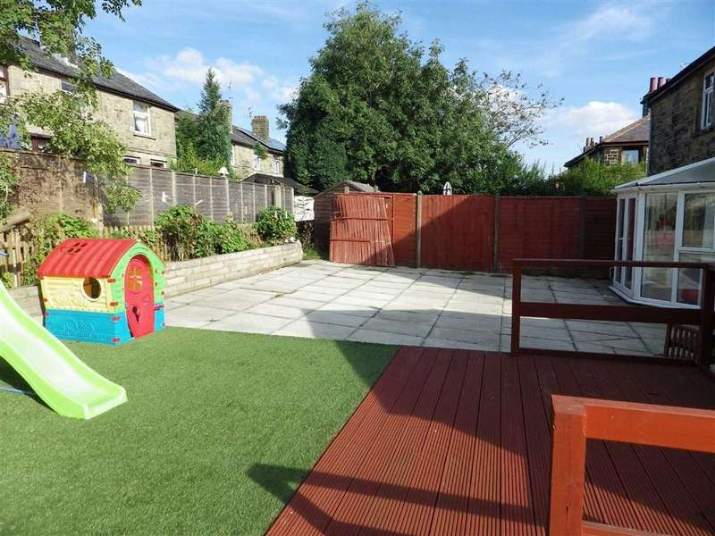 4 Bedrooms Semi Detached House for sale in Barritt Road, Rawtenstall, Rossendale, Lancashire, BB4