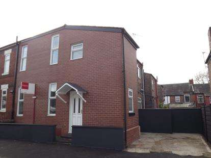 1 Bedroom Terraced House for sale in Posnett Street, Edgeley, Stockport, Greater Manchester