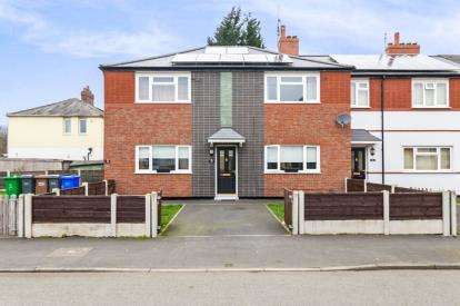 2 Bedrooms Maisonette Flat for sale in Hassall Avenue, Manchester, Greater Manchester, Uk