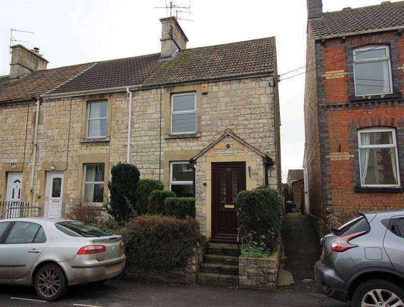 2 Bedrooms End Of Terrace House for sale in Redfield Road, Midsomer Norton, Radstock